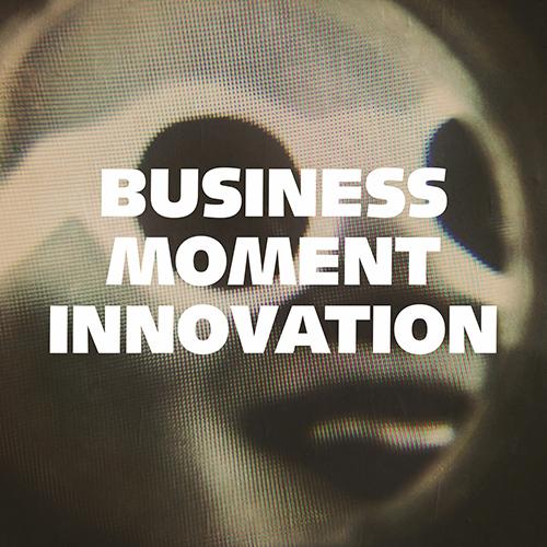 Förändringsarbete genom Business Moment Innovation