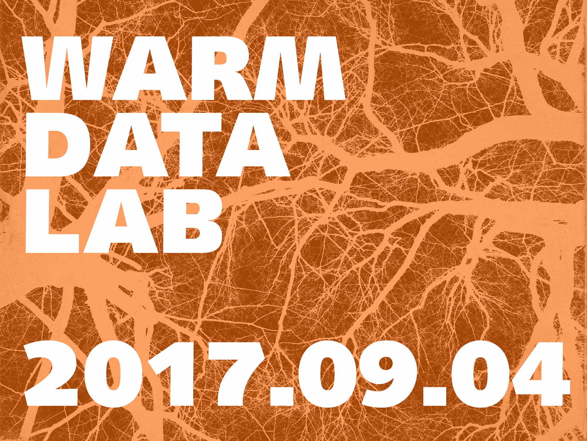 Warm Data Lab – Future of Work, ett event under ledning av Nora Bateson